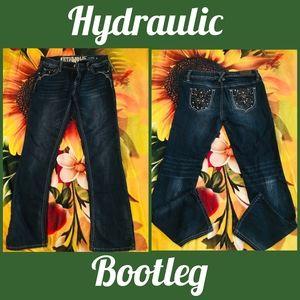 """NWOT Jr's """"Hydraulic"""" Jeans"""